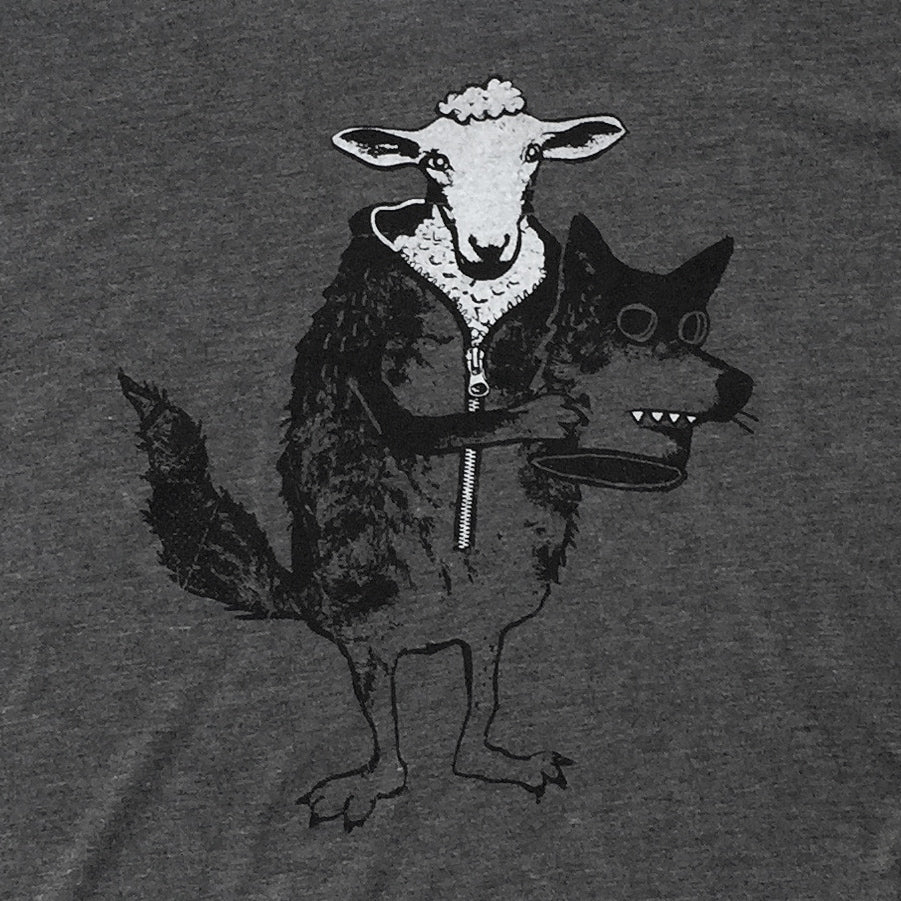 Sheep in Wolf's Clothing Women's Tee