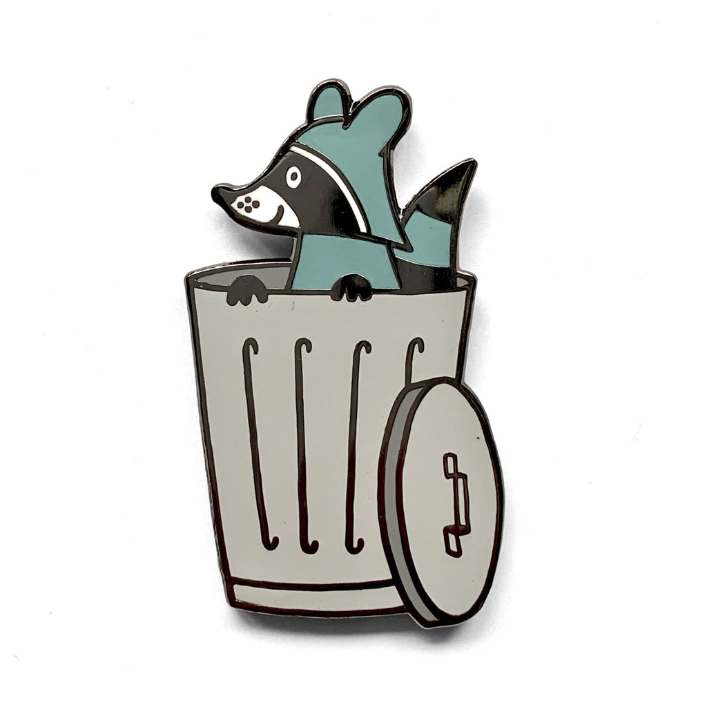 Trash Panda Pin