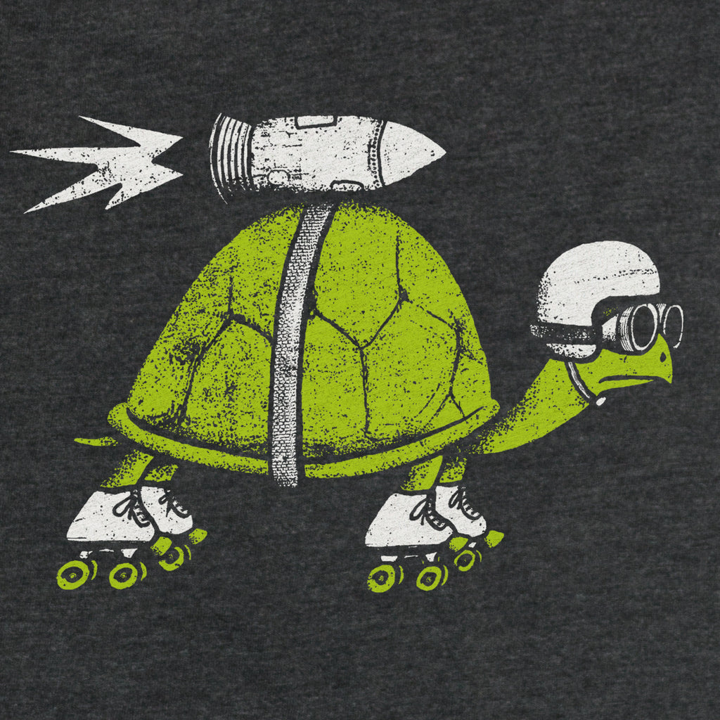 Rocket Turtle (Kids Tee)