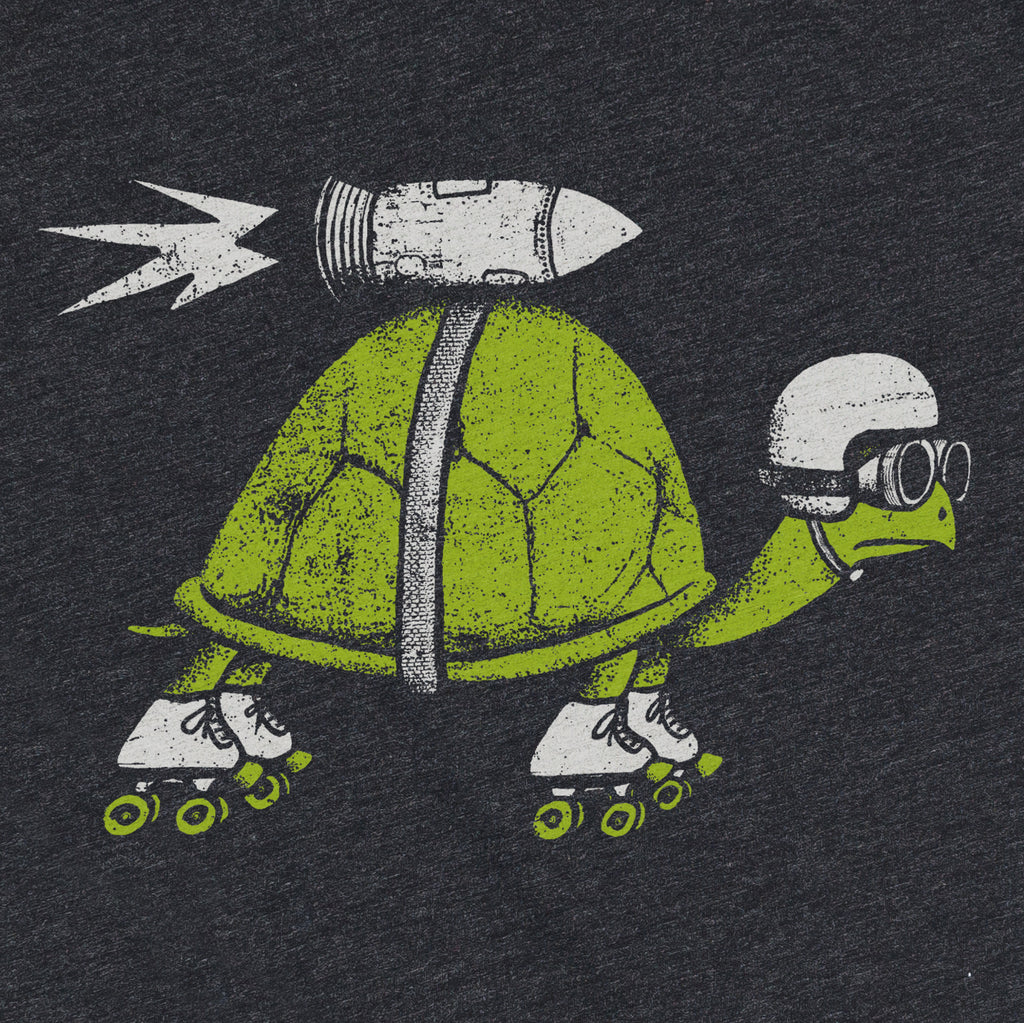Rocket Turtle Women's Tee