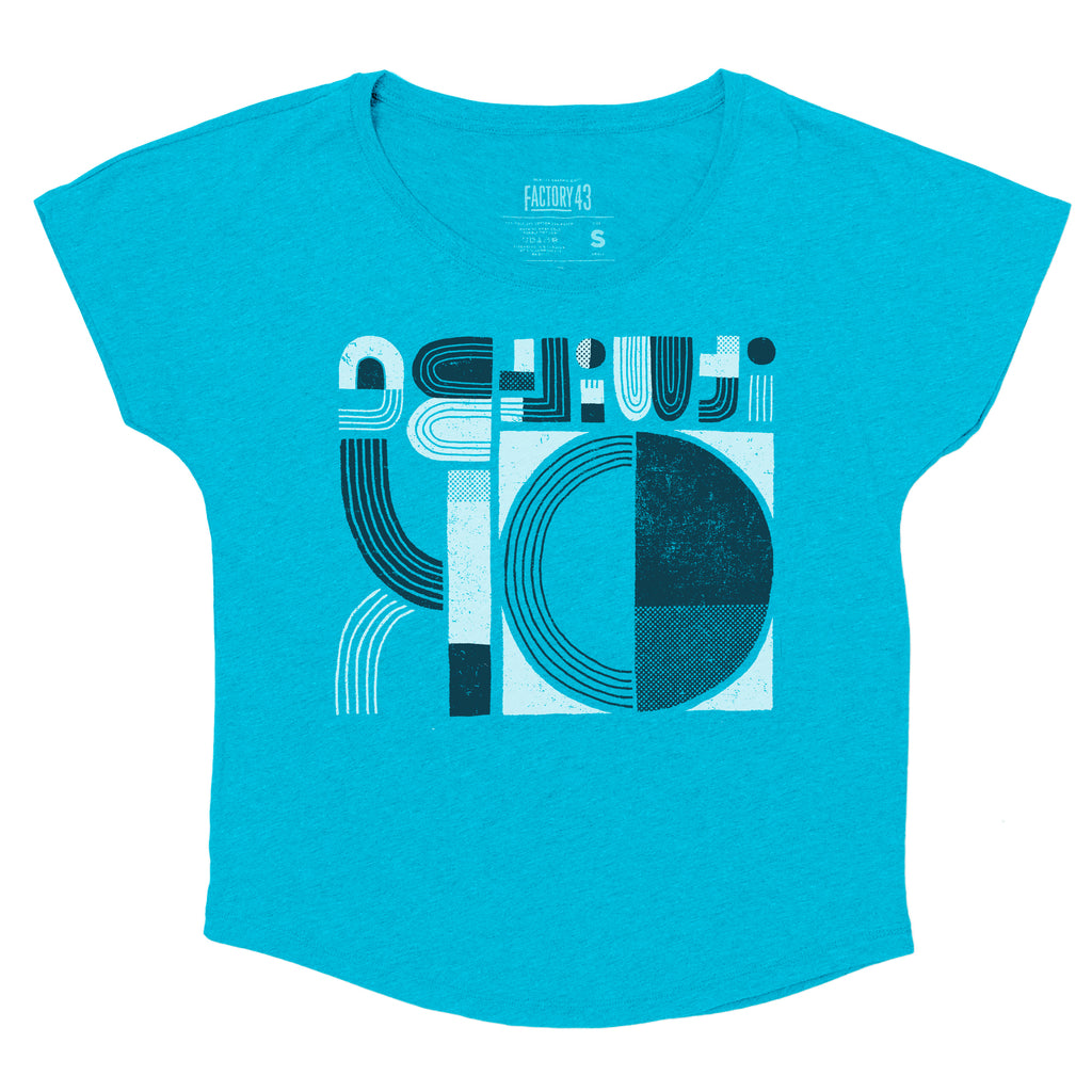 It Will Be OK Women's Dolman tee