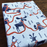 Stay Warm Wrapping Paper