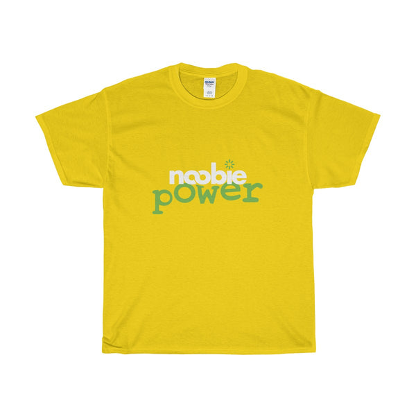 Noobie Power T-Shirt (Gildan Unisex Heavy Cotton)
