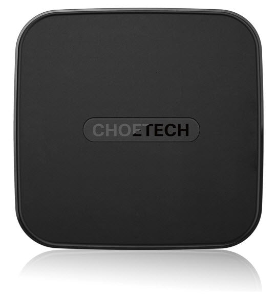 USB Type C Wireless Charger, CHOETECH QI Wireless Charging Pad [REVIEW PRODUCT]
