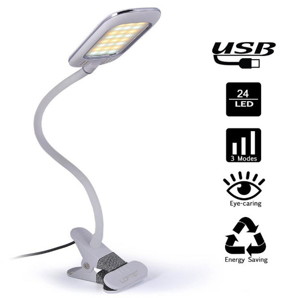 Dimmable LED Desk Lamp Lofter 5W USB [REVIEW PRODUCT]