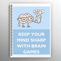 Keep Your Mind Sharp with Brain Games