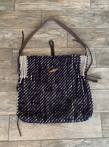 Beach Day Navy Tote
