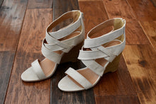 Stephanie Strappy Wedge Heel