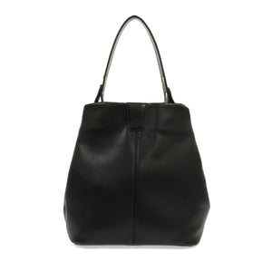 Ava Convertible Bag (Black)