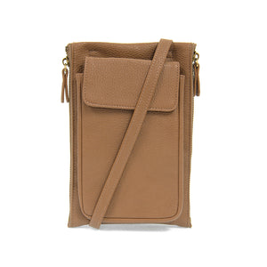 Mary Multi Crossbody (Biscotti)