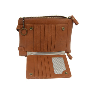 Mary Multi Crossbody (Maple)