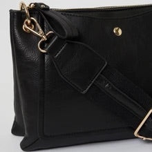 She Loves You Crossbody (Black)