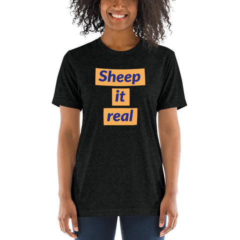 Sheep it real