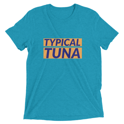 Typical tuna