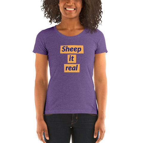 Sheep it real (ladies)