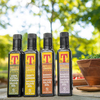 Best Selling Infused Olive Oils