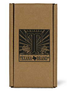 Texana Brand Extra Virgin and Roasted Garlic Olive Oil 2-Pack Gift Box Set