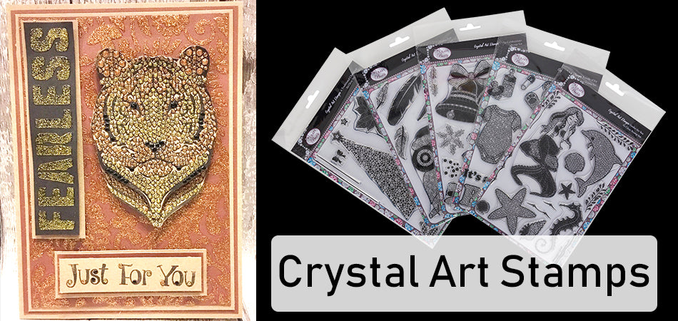 Crystal Art Stamps