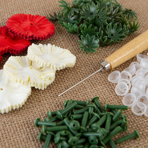 Craft Buddy Flower Making Kit Makes 50 Flowers - Member's Gift