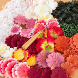 Craft Buddy Flower Making Kit Begonias - Makes 160 Flowers