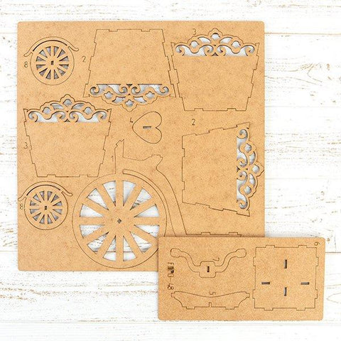 Decorative MDF Cyclo