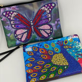 CA-PURKT1: Craft Buddy Crystal Art Purse Kit SET of 2