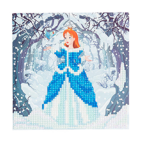 "CCK-A5. ""Enchanted Princess"" Crystal Card Kit"
