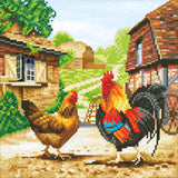"CAK-A98M ""Farm"" 30 x 30cm (Medium)"