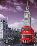 "CAK-A8: ""Best of Britain"" Crystal Art Kit, 40x50cm (X-LARGE)"