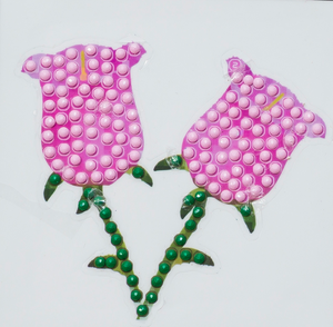 "Tulips - ""Spring"" Crystal Art Motifs (With tools)"