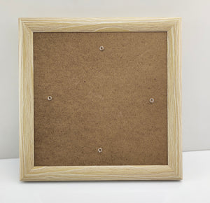 Crystal Art Card Frame - Wood Effect - CCKF18-3