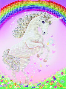 "CCK-XL3 ""Unicorn Rainbow"" Giant Crystal Card Kit"