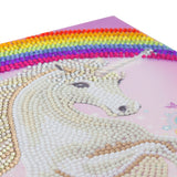 "CCKXL-3 ""Unicorn Rainbow"" Giant Crystal Art Card Kit"