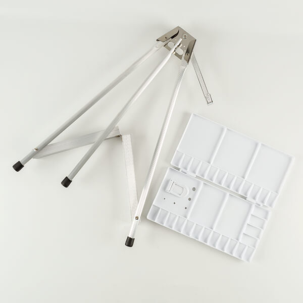 Aluminium Easel & Palette for Crystal Art