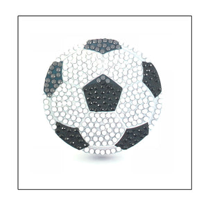 "Football - ""Everyday"" Crystal Art Motifs (With Tools)"