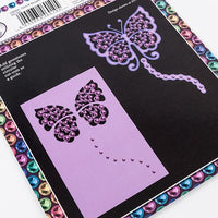 Gem It - Beautiful Butterfly Die Set -2 Dies