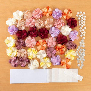 Craft Buddy Fabulous Flowers Kit