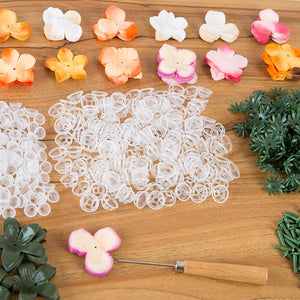 Forever Flower Making Kit - Romantic Roses - Light