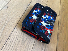 America Clutch by Chloe Trujillo