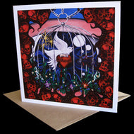Dyers Eve Greeting Cards