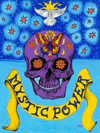 Mystic Power Art Print