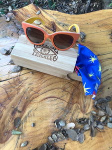 Skate Girl Sunglasses by Chloe Trujillo