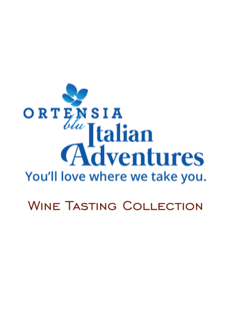 "Ortensia Blu ""Italian Adventures"" Wine Tasting Collection"