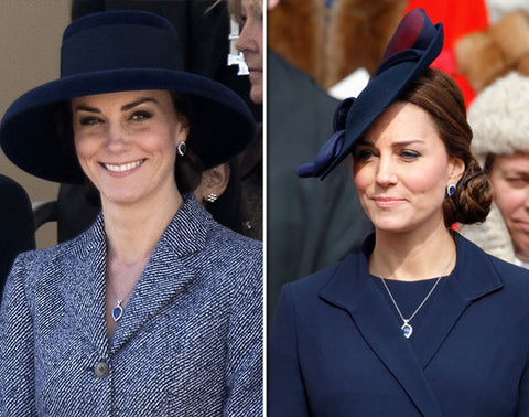 Kate Middleton Tanzanite