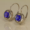 Tanzanite Earrings 1.39 Carat