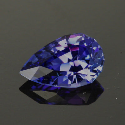 Tanzanite Pear Shape 3.28 Carats