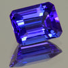 Tanzanite Emerald Cut 2.68 Carats