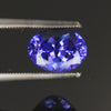 Daylight color tanzanite