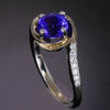 Tanzanite Ring by Christopher Michael