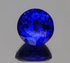 10 Carat Round Tanzanite Gemstone With Exceptional Blue Color